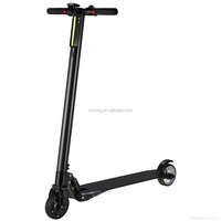 carbon fibre foldable electric scooter for adults