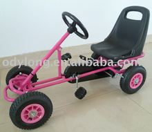 Brand new go kart toy pedal/children's toy pedal vehicle kart