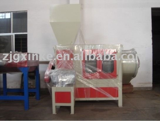 high-speed friction washer for PE or PP film