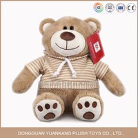 Manufacturer China Plush Teddy Bear Stuffed Toy For Kids