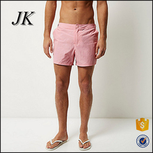New fashion 100% cotton custom design summer mens beach shorts private label board shorts manufacturer trunks for man