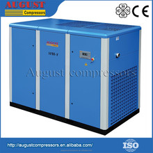 Low Speed Air End Operation Variable Speed Drive Control Compressor Condensing Unit