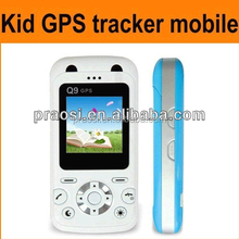 upgrade version new children gsm gps mobile with mp3, bluetooth, FM,color screen