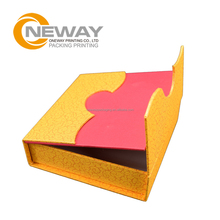 Eco-friendly Custom Paperbox Cosmetic Packaging Make Up Box