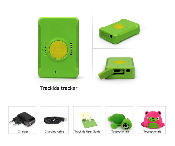 Meitrack GPS Tracker for Car/Old People/Children/Pets Tracking and SOS Trackids