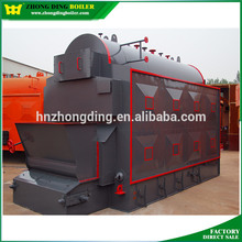Safety Value 10t Horizontal fast loading steam boiler