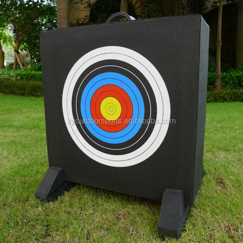 SR Hot Sale High Density Foam Archery Bow Target for Shooting