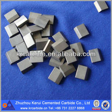 Tungsten Carbide Cutter Blade Stone Cutting Inserts / Tips (Saw Tips)