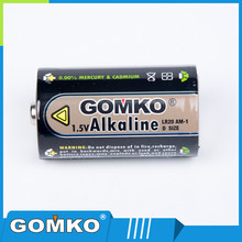 Hot Sale Super Alkaline Battery 1.5v Lr20 D Size