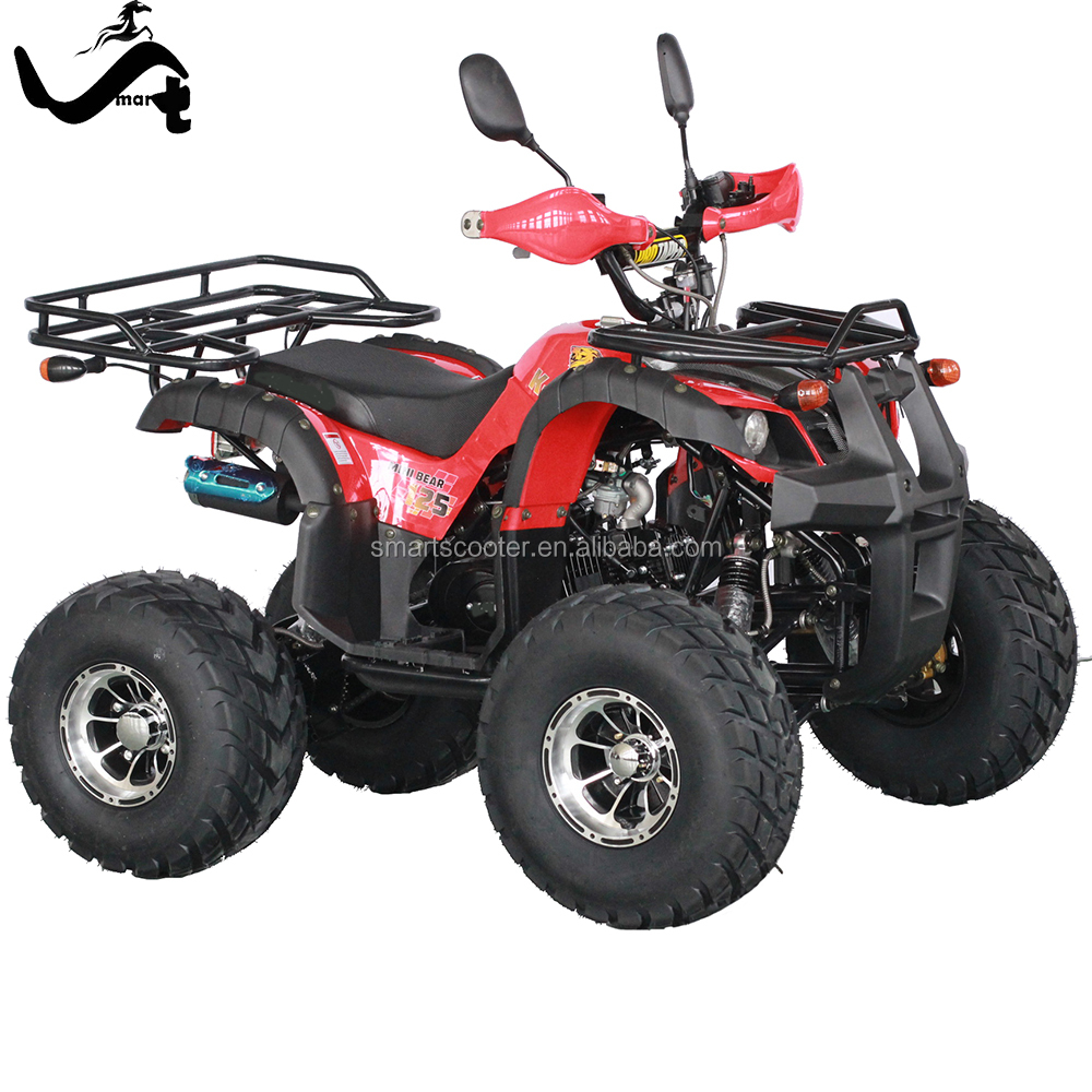 2017 New design 110cc or 125cc 4 stroke mini quad ATV for kids