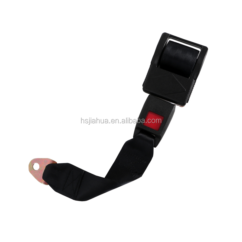 Auto 2 points safety seat belt with retractor