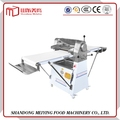 Trade assurance 2016 hot sale automatic crossiant machine bakery dough sheeter
