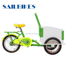 super cheap child pedal tricycle with front cargo