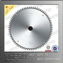 10'' High quality TCT circular saw blades With copper nail