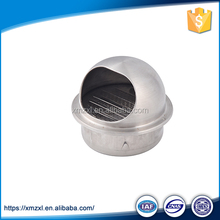 Stainless steel mushroom air vent head