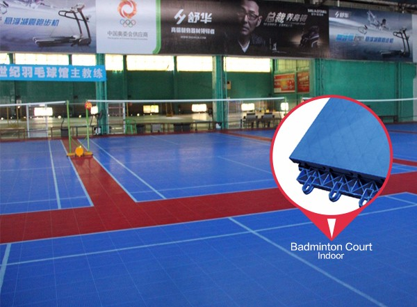 100 new pp synthetic good costs interlocking outdoor for Indoor sport court cost
