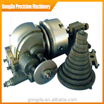 milling machine indexing