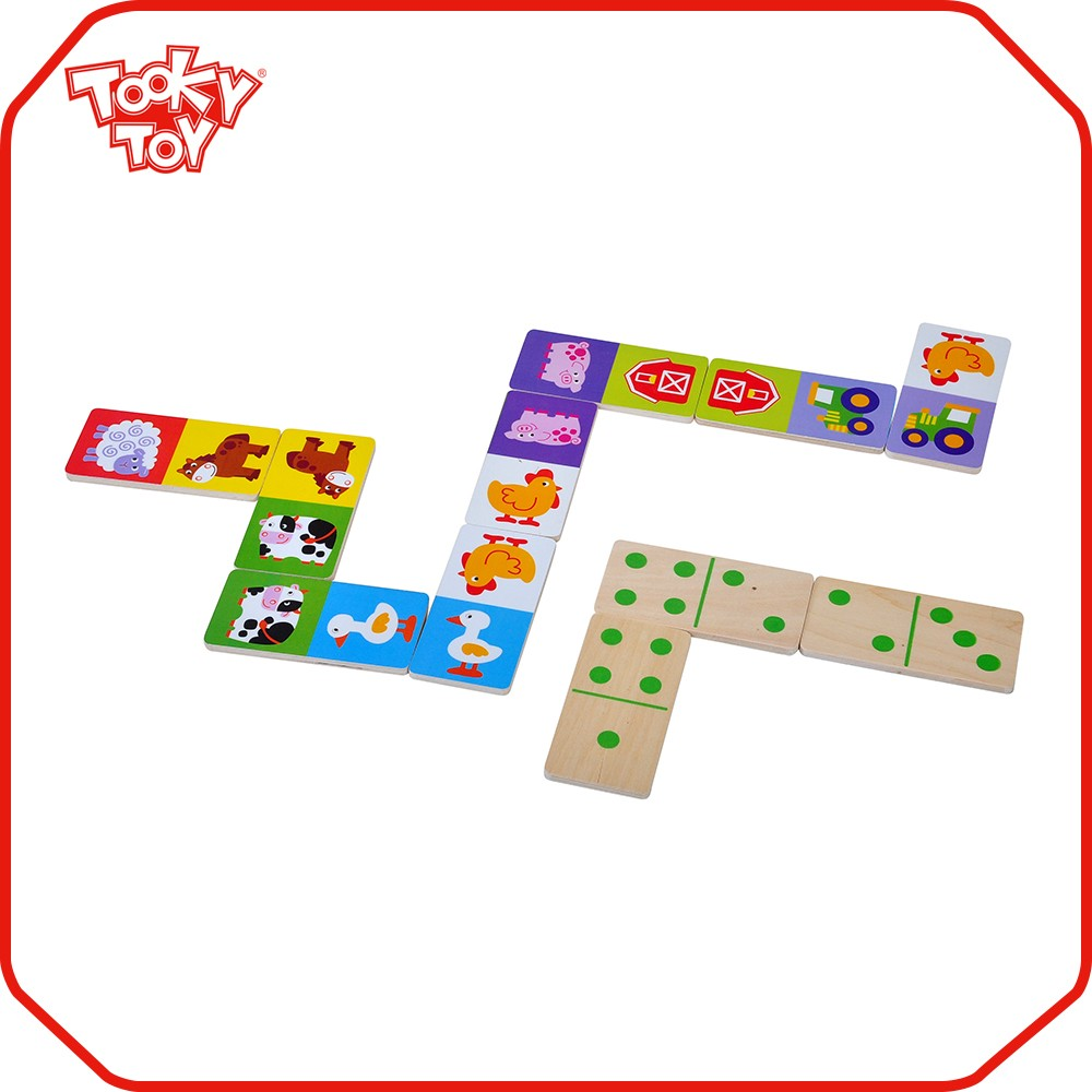 New style promotional mini dominos