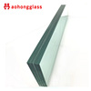 Triple or Multi Layer Laminated Glass for Bullet proof glass Stair glass
