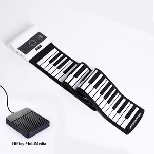 Tastiera Midi USB 88 Tasti Roll Up Piano