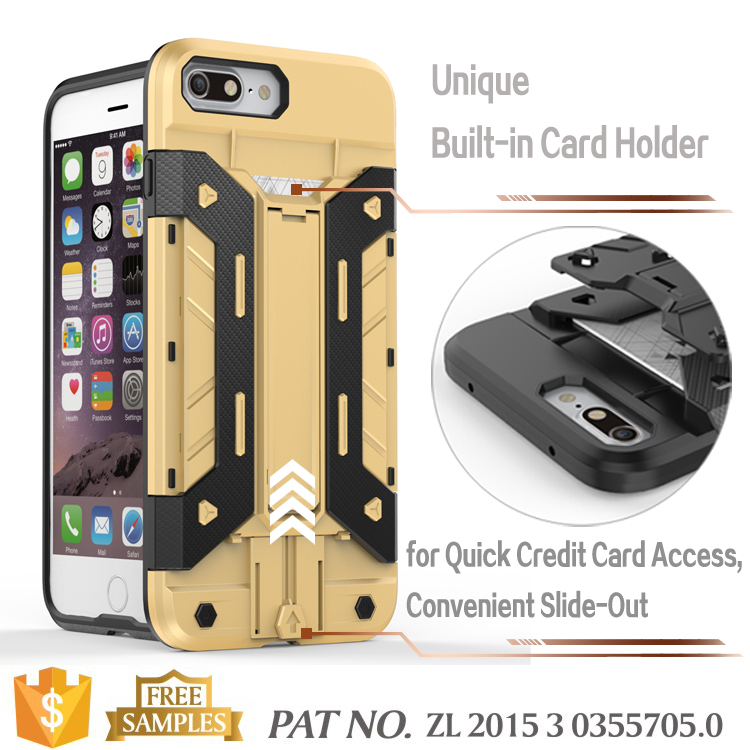 Factory mobile phone chinese cell cover for iphone 7