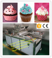 Automatic Cupcake Making Machine, Cupcake Maker, Muffin forming line