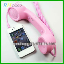 2014 hotsale 3.5mm connector coco phone for iphone