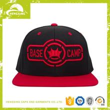 Hot selling customize flatbill snapback for children with low price
