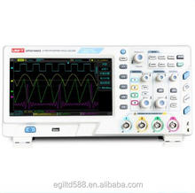 UNI-T UPO2104CS Ultra Phosphor Oscilloscopes 4CH 100MHZ Scopemeter Scope Meter 7 Inches Widescreen LCD Displays USB Interface