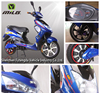 China manufacturing electric scooter/electric motorcycle 450w with pedals for wholesale