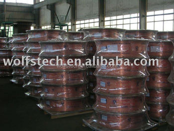 seamless copper tube in ASTM B280 (LWC)