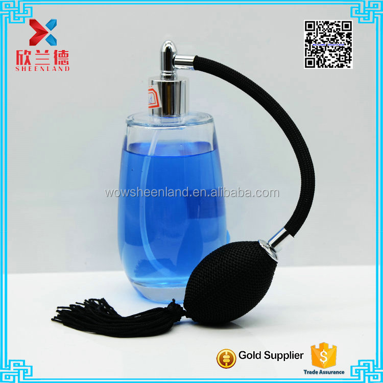 long neck 18mm black airbag gasbag sprayer with whiskers