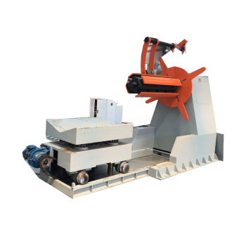 10 ton Hydraulic Steel Coil Decoiler Machine Decoiling machine
