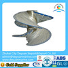 3 Blades Marine Fixed Pitched Marine Propeller with Cast Bronze Aluminium