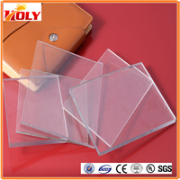 Holy polycarbonate sheet clear waterproof cover