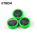3V primary button cell cr2477 lithium battery