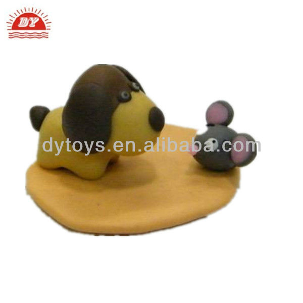 2013 non-toxic plastic tea doggy toy for children, kids toys, baby toys