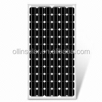 260W Solar panel 260w mono black solar pv panel module with high efficiency