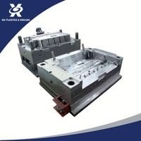 China best quality OEM/ODM circuit breaker plastic injection mould