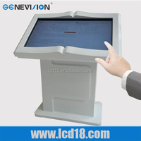 Android 3G Wifi Network Touch Screen TV LCD Display Advertising