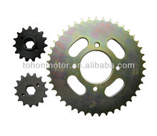 MOTORBIKE SPROCKET SET FOR HONDA YAMAHA SUZUKI LIFAN......