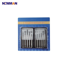 Assessed Supplier 11pcs Precision Hand Tool Screwdriver