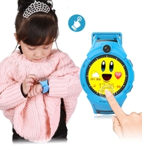 2018 kids tracker Round Screen Touch Children's Q610 Q360 Smart Phone Baby Watch Waterproof with sos child gps tracker
