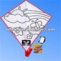 Hot sale different colors soft inflatable octopus kites from the kite factory
