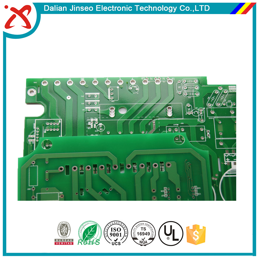 Hand draw or CAD schematic pcb circuit diagram