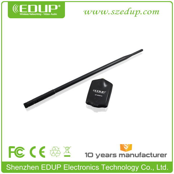 EDUP EP-MS8518 high power 150Mbps usb wireless adapter with antenna