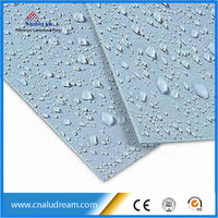 Nano PVDF Aluminum Composite Panels cladding Sheets