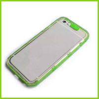 Clear Shiny Flash Incoming Call LED Case Cover For Smart Phone Case