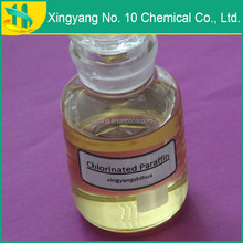 Chlorinated paraffin 52 soluble in organic solvent good for PVC resins