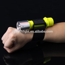 scuba led diving flashlight, 2016 most powerful led diving flashlight